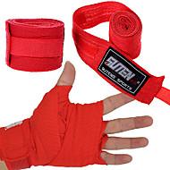 Podpora ruky a zápěstí Omoty na ruce pro Bojová umění Box Taekwondo Muay Thai Sanda Karate UnisexProdyšné Ayarlanabilir Natahovací