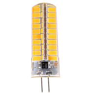 baratos Luzes LED de Dois Pinos-YWXLIGHT® 1pç 12 W 1200 lm G4 Luminárias de LED  Duplo-Pin T 80 Contas LED SMD 5730 Regulável / Decorativa Branco Quente / Branco Frio 110-130 V / 1 pç / RoHs