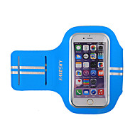 billige Rygsække og tasker-HAISKY Armbånd Mobiltelefonetui for Racing Cykling / Cykel Løb Jogging Sportstaske Påførelig Touch Screen Telefon/Iphone Løbetaske iPhone