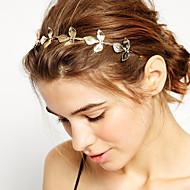 Žene Jednobojni Vintage Slatko Zabava Posao Ležerne prilike Legura Traka oko glave