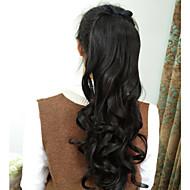 """Extensions de cheveux humains Synthétique 100 15""""25 Extension des cheveux"""