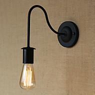 billige Vegglamper-Land Vegglamper Metall Vegglampe 110-120V / 220-240V 40W / E26 / E27