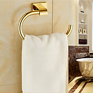 cheap Bathroom Hardware-Towel Bar Contemporary Brass 1 pc - Hotel bath towel ring
