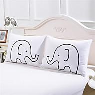 Yatak Yastığı , Beyaz %80 Kaz Tüyü / %20 Kaz Tüyü