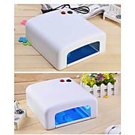 billige -36W Negletørkere UV-lampe LED-lampe Neglelakk UV-Gel