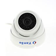 Yanse® ip66 vanntett cctv hjemmeovervåkning ir kutt dome sikkerhet kamera
