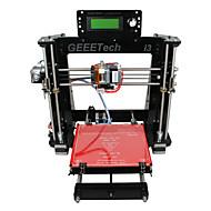baratos Impressoras 3D-geeetech acrílico Mendel i3 suporte para impressora abs / pla / pla livre bico 3d 1,75 milímetros 0,3 milímetros filamento flexível pla /