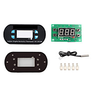 w1308 ArduinoのDIYキットの調整可能なデジタルクール/熱センサー表示温度調節器スイッチ