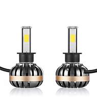 cheap Car Headlights-2pcs H1 Car Light Bulbs 80W 3600lm