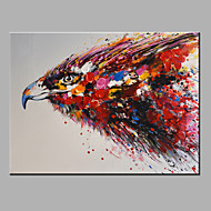 Oil Painting Modern Abstract  Pure Hand Draw Ready To Hang Decorative The  Eagle Oil Painting