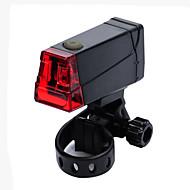 LED Sykkellykter Lykte stropper LED 7 lm 7 Modus - Kompaktstørrelse Nødsituasjon til Camping/Vandring/Grotte Udforskning Sykling Jakt
