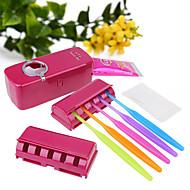 Creative Modern Plastic Multi-function Storage Toothbrush Holders
