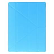 klassisk solidfarvet origami taske til ipad 2/3/4 ipad tilfælde / omslag