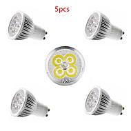 billige Spotlys med LED-HRY 3000-3500/6000-6500 lm E14 GU10 GU5.3(MR16) E26/E27 LED-spotpærer MR11 4 leds SMD Dekorativ Varm hvit Kjølig hvit AC 85-265V