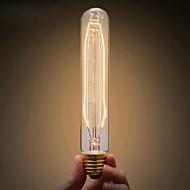 エコライト®e27 40w 3700k warmwhiteロフトレトロ産業白熱電球エジソン球(ac220〜265v