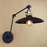 billige Krystall Vegglys-AC 100-240 40 E26/E27 Rustikk Maleri Trekk for Pære inkludert,Atmosfærelys Vegglamper Wall Lys