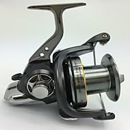 Trolling Spoler Spinne-hjul 4.7:1 Gear Forhold+10 Kuglelejer Hand Orientering ombyttelig Havfiskeri Spinning Trolling- & Bådfiskeri -