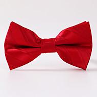 tanie Akcesoria dla mężczyzn-Męskie Impreza/Wieczór Styl formalny Luksusowy Prążki Biuro / Biznes Modne Muszka Kreatywne