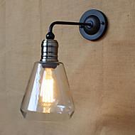 AC 100-240 40 E26/E27 Rustikk Maleri Trekk for Pære inkludert,Atmosfærelys Vegglamper Vegglampe