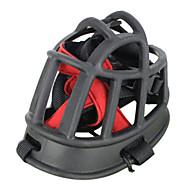 犬用品 マズル アンチ犬叫 / 防水 / 安全用具 ブラック プラスチック