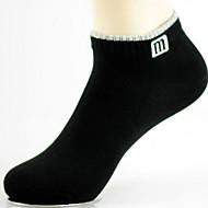 גרביים בחיתוך נמוך בגדי ריקוד גברים נושם תומך זיעה חיכוך נמוך-12 זוגות ל