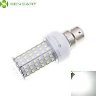 billige Kornpærer med LED-SENCART 900-1200lm E14 / GU10 / B22 LED-kornpærer Innfelt retropassform 102 LED perler SMD 2835 Vanntett / Dekorativ Varm hvit / Kjølig