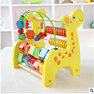 multifunkční verzi žirafa výpočetního rámem pro děti učit se aritmetický vývoj romdon barvy