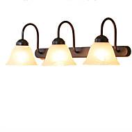 cheap Bathroom Lights-Wall Light Downlight Bathroom Lighting 60W 110-120V 220-240V E26/E27 Rustic/Lodge Painting