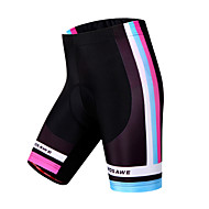 WOSAWE Biciklističke kratke hlače s jastučićima Žene Bicikl Podstavljene kratke hlače Kratke hlače Donji Odjeća za vožnju biciklom Quick