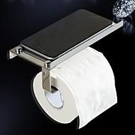 Tuvalet Kağıdı Tutacağı / Ayna Cilalı Paslanmaz Çelik /Çağdaş