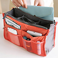 Reisekosmetiktasche Reisekoffersystem Kulturtasche Multi-Funktion für Kleider Nylon / Damen Reise