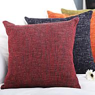 Polyester Putecover,Med Tekstur Moderne / Nutidig / Kontor / Bedrift / Dekorativ
