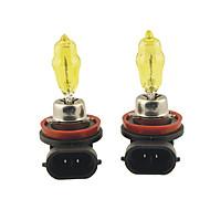 cheap Halogen Light Bulbs-2pcs Car Light Bulbs 100W Headlamp / Fog Light