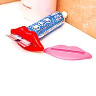 歯磨き粉ディスペンサーの多目的スクイーザの歯磨き粉パートナーランダムな色