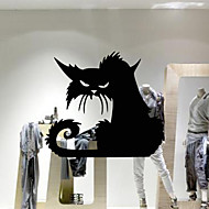 Dyr Tegneserie Ferier Vægklistermærker Fly vægklistermærker Dekorative Mur Klistermærker, PVC Hjem Dekoration Vægoverføringsbillede