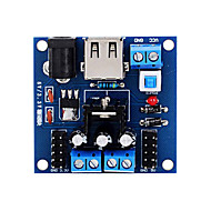 DC-DC power supply voltage regulator module voor arduino3.3 ~ 5v multiple input dc voedingsspanning stabiliseren module