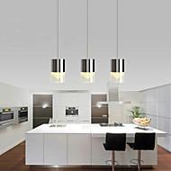 billige Takbelysning og vifter-Anheng Lys ,  Moderne / Nutidig galvanisert Trekk for LED Metall Spisestue Kjøkken