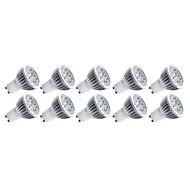 4W E14 GU10 GU5.3(MR16) E26/E27 LED Spot Işıkları MR16 5 led Yüksek Güçlü LED Dekorotif Sıcak Beyaz Serin Beyaz 400lm 3000/6500K AC 85-265