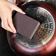 Høy kvalitet Kjøkken Rengjøringsbørste og klut Verktøy,Aluminium