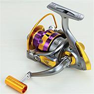 Spinne-hjul 5.5:1 12 Kuglelejer ombyttelig Havfiskeri Spinning Ferskvandsfiskere Generel Fiskeri-HB3000