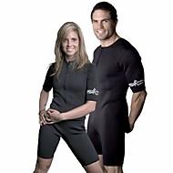 billige Sportsstøtter-kutting vekttap badstue svette dress øvelse neopren unisex badstuen drakten