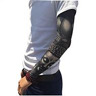 mode-sport fiets fietsen arm mouw te dekken huid zonbescherming elastische armband (2 stuks)