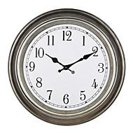 levne -Kulatý Módní a moderní Nástěnné hodiny,Ostatní Umělá hmota 40*40*4.7