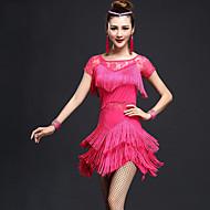Budeme latinské taneční šaty dámské módní taneční kostýmy
