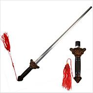 pronssi kiinalainen kung fu taijin taiji miekka vedettävä tehokkuusselvitys