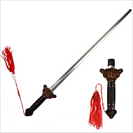 abordables -bronze chinois kung fu taiji tai chi épée exercice de performance rétractable