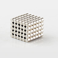 Magnetické hračky Stavební bloky Super Strong magnetů ze vzácných zemin 100 Pieces 2*2mm Hračky Magnet Válcový Dárek
