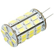 billige Bi-pin lamper med LED-SENCART 4W 300-350lm G4 LED-lamper med G-sokkel T 42 LED perler SMD 5630 Dekorativ Varm hvit / Kjølig hvit / Rød 12V / 1 stk. / RoHs