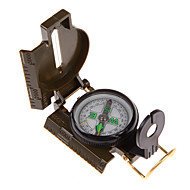 Portable Army Green Folding Lens Compass American Military Fashion Multifunction New US