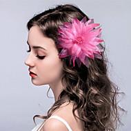Stoff Blumen / Kopfbedeckung / Haarklammer mit Blumig 1pc Hochzeit / Besondere Anlässe Kopfschmuck